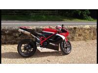 Ducati 848 Evo Corse SE '12 [1,921 miles]