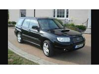 Subaru Forester 2.5 turbo XT 230bhp