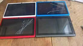 X4 Broken Tablets