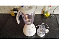 NEW Kenwood Blender with attachment
