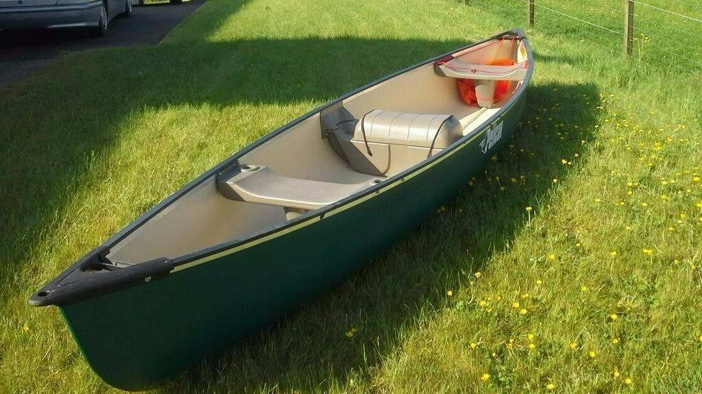 Canadian Canoe Pelican Explorer Dlx In Cambridge