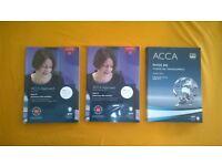 ACCA study materials - F9 & P1