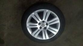 Vauxhall Vectra spare wheel 5 stud