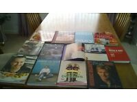 Selection of Cookery books for sale - very good condition