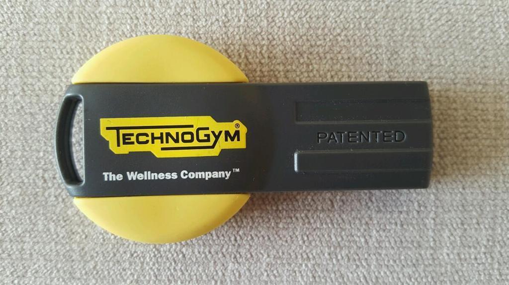 Technogym My Wellness Key In East End Glasgow Gumtree