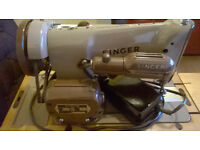 Vintage (1958) Singer sewing machine (Model 184K)