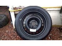 2X BRAND NEW MICHELIN ENERGY 185/55/15 WHEEL AND TYRE 4X100