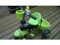 Childs 3 in 1 trike