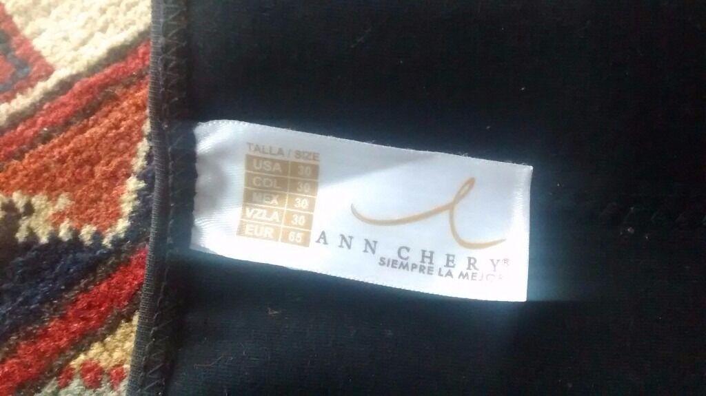 Ann cherry corset originally 50gbp