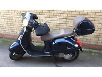 Vespa Gts 125 2008