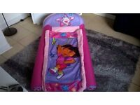 2 LOVELY READY BEDS IDEAL CAMPING , HOLIDAYS , SLEEP OVERS ECT
