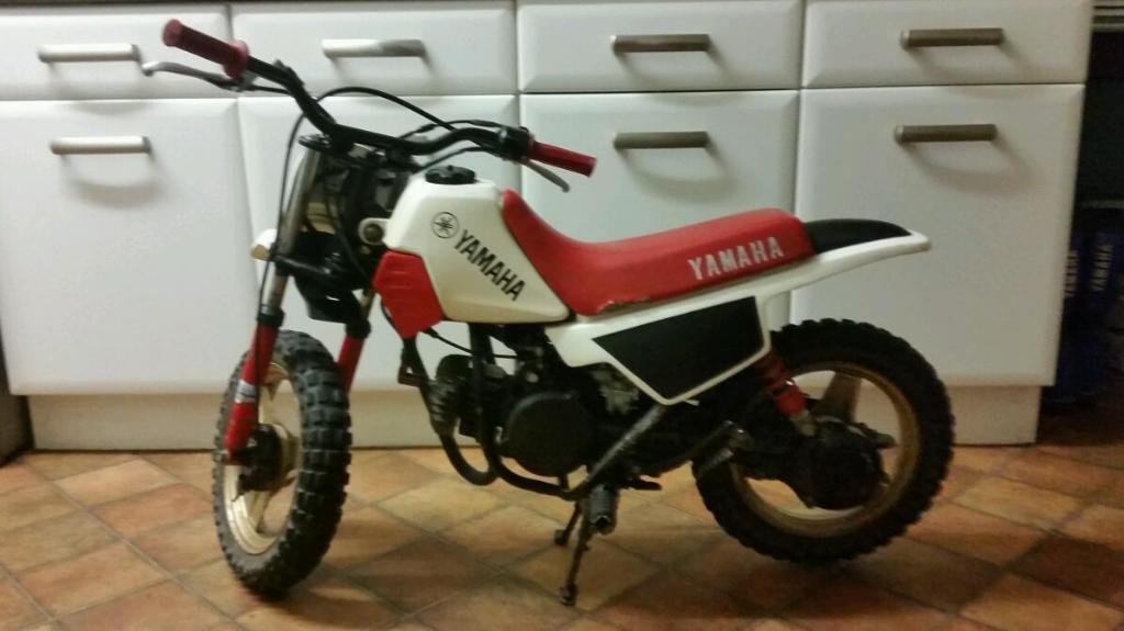 Yamaha pw50 yamaha raffle pw 50 like qr50 lt50 ktm for Yamaha grizzly 50