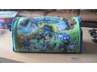 Skylander swap force carry bag