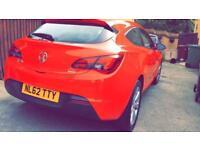 Vauxhall Astra 1.4 GTC Turbo