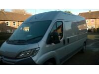 MAN AND VAN SERVICE **NEW VAN** Card Payments Accepted