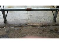 Roof bar for escort van yr2000