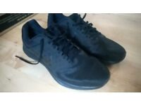 Nike 'Downshifter 7' Black Size 12 Trainers in Norwich