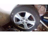 16 toyota original alloys fit avensis verso and most toyotas