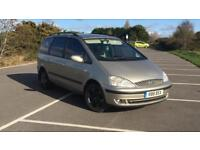 TOP OF THE RANGE FORD GALAXY GHIA TDI 130PD
