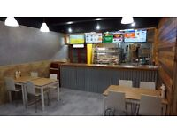 Fast food restaurant and takeaway for sale