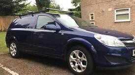 Vauxhall Astra van cdti