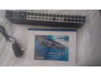 Novation A Station, Power supply & Manual
