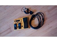 Boss GP-10 guitar synth/efftects + GKC5 cable