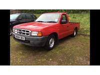 Ford ranger pick up truck 2wd