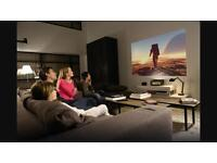 Philips Sceaneo HD LED projector