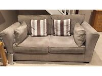 2 x Schreiber two seater sofa's
