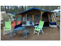 Cabanon Galaxy trailer tent
