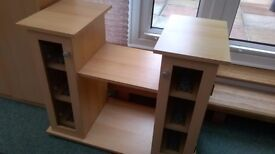 Unit for HiFi and Cd storage