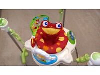 Fisher Price Rainforest Jumperoo - RRP £89,99