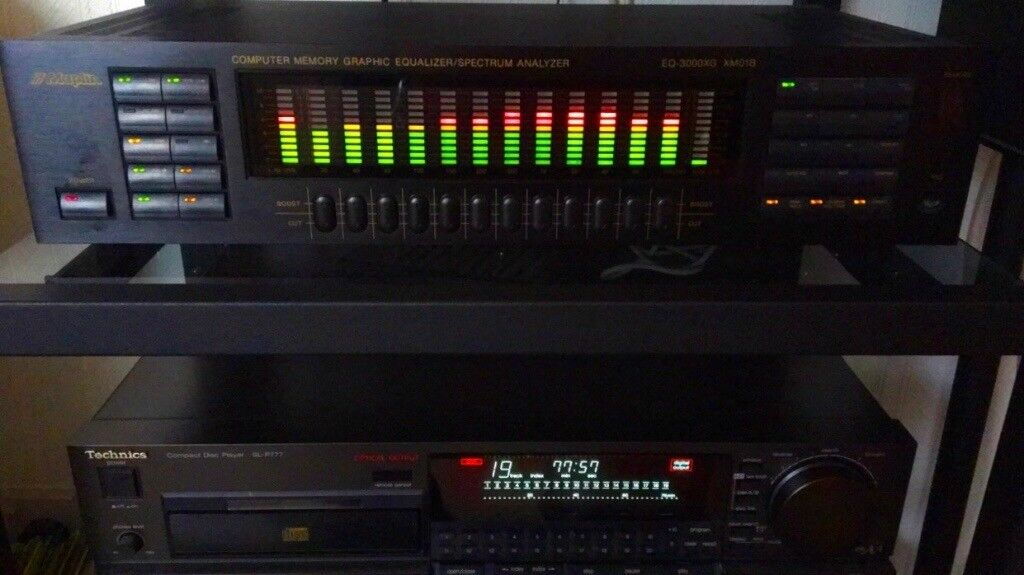 Awesome Graphic Equalizer For Hi Fi In Barrow In Furness