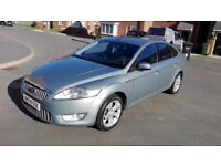 For sale mondeo mk4 09 plate 1.8 TDCI 125 hp TITANIUM , MOT MAY 2018 !!!