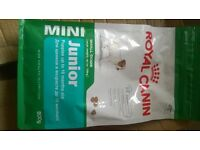 puppy food royal canine 800g bags £2.59 abag