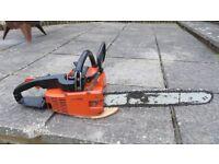 Stihl 011av chainsaw, see video!