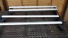genuine roof barrs for vauxhall meriva