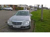 Mercedes E220 £3450