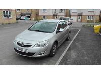2010-10-Vauxhall Astra 1.6i 16v Petrol ( 115ps ) 2010 exclusiv 67000 miles