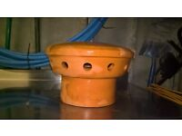 clay pepper pot for chimney