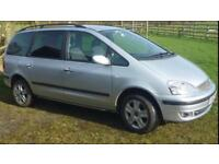 Ford Galaxy superb condition. Low mileage