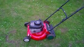 "petrol lawnmower (16"" CUT)"