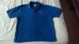 polo shirts / t shirts x 9