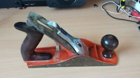 Salmens Vintage Smoothing Plane No. 4 Made In England