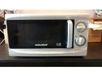 800 watt Morphy Richards microwave oven