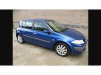 2007 Renault megane 1.4 dynamique full years mot excellent car