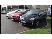 PCO registered PRIUS for Rent @£100 per week