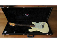 Fender Custom Shop Deluxe Stratocaster USA 2009 as new 10/10