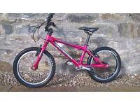Isla Bike Cnoc 16, Age 4+ - Pink